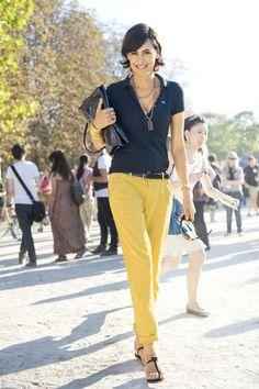 See all BAZAAR's s favorite street style looks now.