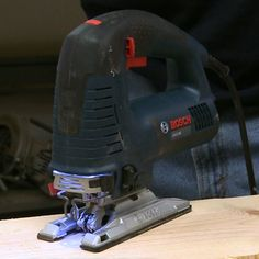 Everybody has a need for a jigsaw, and Bosch makes a really good one!