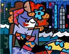 Fika a Dika - For a Better World: Romero Brito Tips