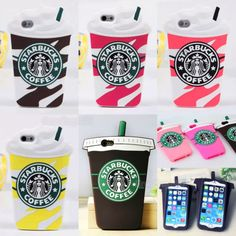 Starbucks 3d silicone #coffee cup phone case #cover for #iphone 5s 6plus+samsung ,  View more on the LINK: http://www.zeppy.io/product/gb/2/161696724116/