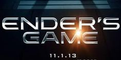 Fangirl Reviews: Ender's Game Book Review: Odd reason to smile, but it does make me smile. :)