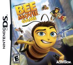 Game PC Rip - Bee Movie game [NDS] [Español] [Eur]