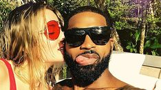 Khloe Kardashian and Tristan Thompson are seemingly making the most of their romantic vacation in Mexico. According to an August 13 report by the Daily Mail, Khloe Kardashian and Tristan Thompson . Khloe Kardashian Tristan Thompson, Kim Kardashian, Khloe And Tristan, Celebrity Baby News, Celebrity Couples, Best Dating Apps, Dating Tips, Expecting Baby, Hollywood Life