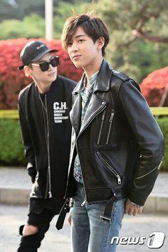 bambam and Jaebum
