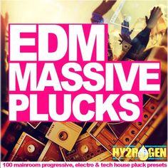 EDM Massive Plucks from HY2ROGEN