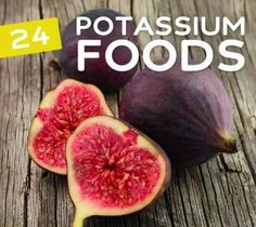 24 Potassium Rich Foods That Are Not Bananas