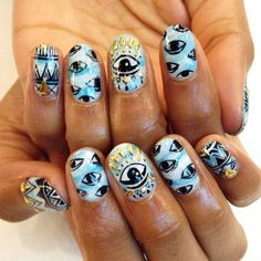 """Nail Art Superstar: Astrowifey 