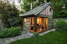 Pallet house getaway