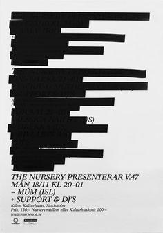 Posters / Nursery Poster, The Nursery Presentar V.47