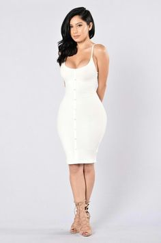 963dd59881e Janet Guzman Fashion Nova White Dress