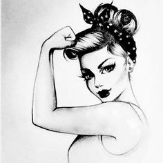 Tattoo Girl Pin Up Dibujo 16 Ideen für 2019 - Tattoo love Tattoo Girls, Pin Up Girl Tattoo, Girl Power Tattoo, Pin Up Tattoos, Girl Tattoos, Pin Up Zeichnungen, Pinup, Mode Pin Up, Dibujos Pin Up