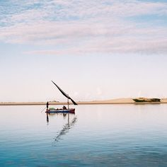"""""""A beautiful image taken at Nyati, Mozambique, home to some of the richest waters when it comes to aquatic life - photo by @kentandreasen - for more travel…"""""""