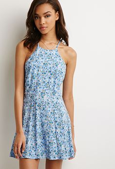 Ditsy Floral Cami Dress | FOREVER21 - 2000097028