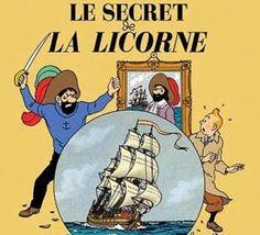 Les Aventures de Tintin - Le Secret de la Licorne