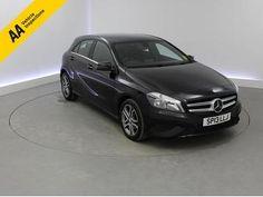 Mercedes-Benz A Class 1.5 A180 CDI BLUEEFFICIENCY SPORT 5d 109 BHP