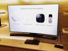 Rather than compete against Roku and Apple TV, Samsung's 2016 smart TVs promise to do something no streamer can: command your cable box, game console, lights and thermostat, using just the TV remote.