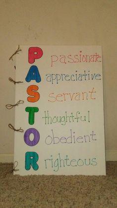 102 Best Pastor Appreciation Ideas Images
