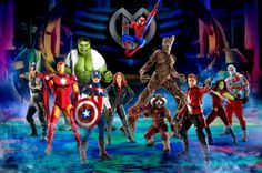 L.A. Story: Coming Attraction: 'Marvel Universe Live! Ages of Heroes' at Staples Center