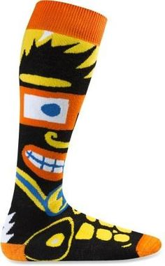 Burton Party Snowboard Socks #REIGifts