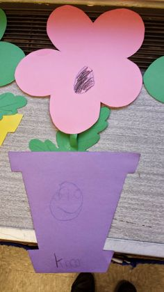 Plant project to wrap up lesson on plant parts- Do this with parts of a music note?
