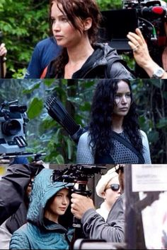 Katniss Mode: activated