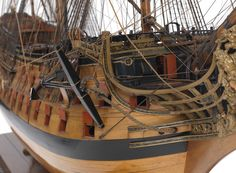 Victory (1737); Warship; First rate; 100 guns - National Maritime Museum