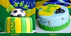 Sorteio: bolo decorado para a Copa » Gulab
