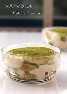 Ketunhäntä keittiössä: 抹茶ティラミス ・ Matcha Tiramisù