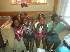 My niece's and nephew's are so silly.