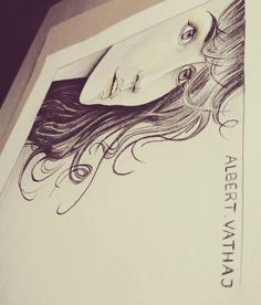 Girl cketch