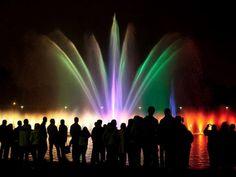 Uno spettacolo di fontana: ecco le più belle del mondoMultimedia fountain, Wroclaw, Polonia
