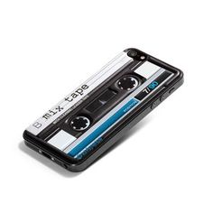 Cushi iPhone 5 Padded Cover - Cassette Blk now featured on Fab.com