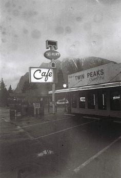 Twin Peaks | RR diner