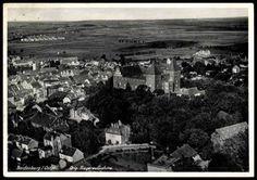 Neidenburg, Prussia (...where Grandpa was born in 1902.