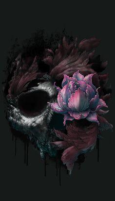 capinha - Death Blooms