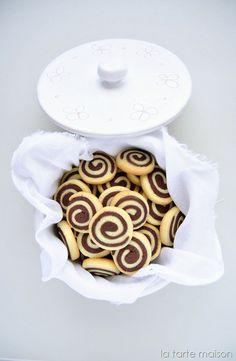 cookie vaniglia e cacao