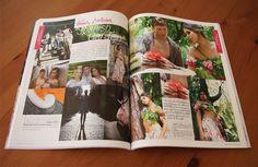 Publireportaje de Francis Montesinos para la revista de Clínicas Dorsia
