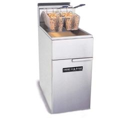 American Range AF-35/50 35-50 Lb Deep Fat Fryer  #American_Range #Kitchen