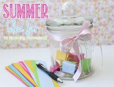 Summer Idea Jar!