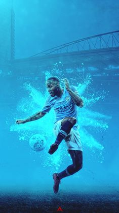 Manchester City Wallpaper, Raheem Sterling, Best Gaming Wallpapers, Sports Graphic Design, Cool Photoshop, Football Wallpaper, I Wallpaper, Dream Cars, Whale