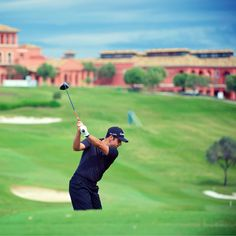 The #Golf Corpoarte World Challenge continues until this Sunday. You can't miss the most importante event of #summer in #Sotogrande. http://sotogrande.com/en/blog/golf/07-01-2014/2014-world-final-la-reserva-spain