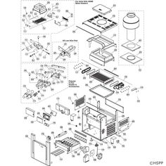 Raypak 207A, 267A, 337A, 407A Digital - Low Nox Gas Heater