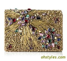 Marchesa's luxurious Bags for Fall- Winter 2012-2013