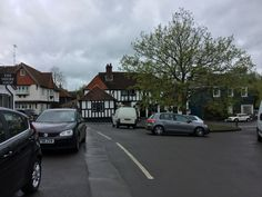 The centuries old village of Shere has been voted one of the most picturesque villages in the UK. It is in the county of Surrey.