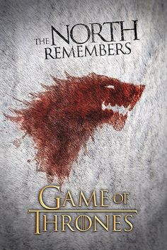 Game of Thrones Poster Wolf Poster Großformat - Close Up GmbH