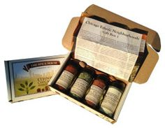 Ethnic Chicago Neighborhoods Spice Blends Gift Box 1