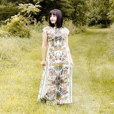 maxi dress #annadress