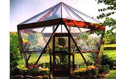 Starplate Building System  Great inexpensive and fast way to build a small structure.