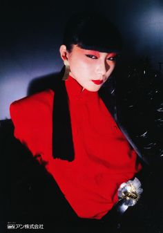 g-a-r-l-a-n-d-s — 流行通信 july 1981 Yamaguchi, Japan Fashion, Punk Fashion, Fashion Models, Vintage Fashion, Magnum Opus, Twiggy Model, Japanese Photography, Beauty Shots