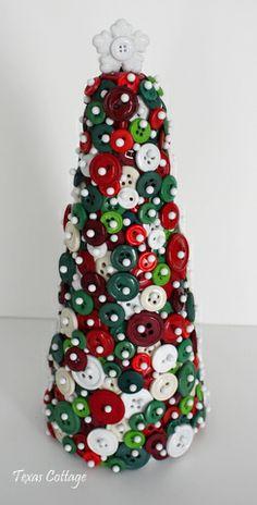 45 ideias para fazer enfeites de Natal com objetos que você tem em casa